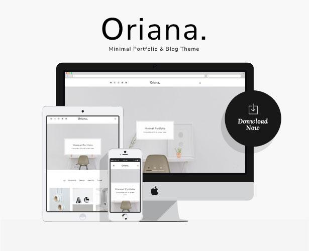 Oriana Responsive